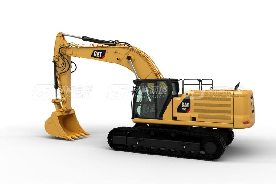 卡特彼勒新一代CAT<sup>®</sup> 336液压挖掘机