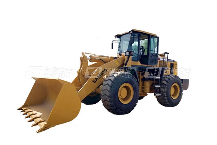 山猛机械SAM955轮式装载机