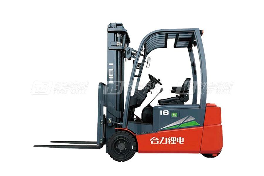 合力CPD20G2系列2t前驱三支点锂电池叉车