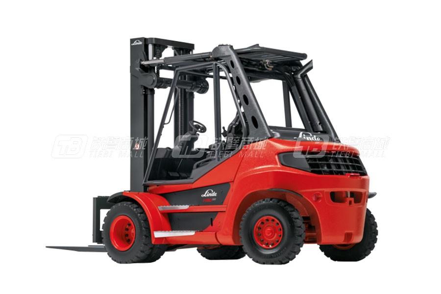 林德H60D内燃平衡重叉车