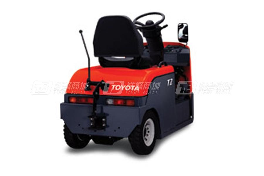 丰田4CBT2小型牵引车
