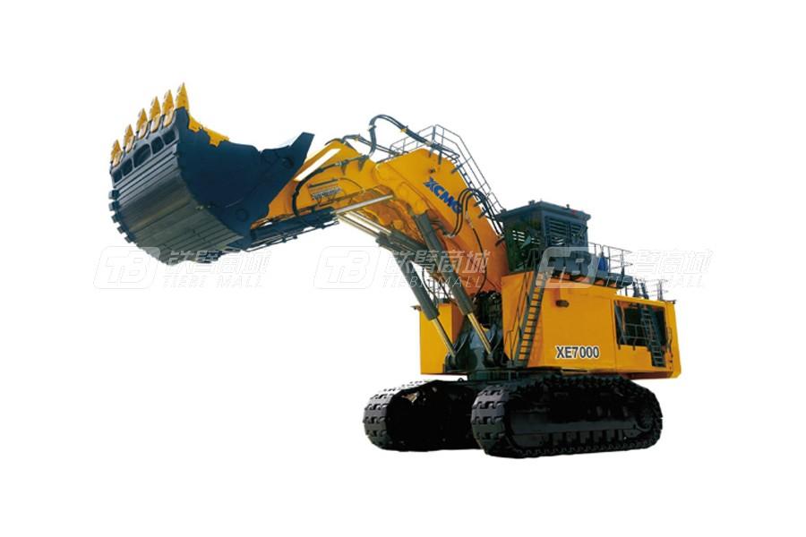 徐工XE7000矿用挖掘机