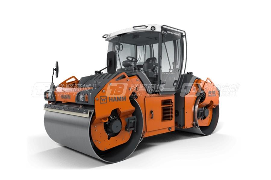 维特根HD + 120 VO双钢轮压路机