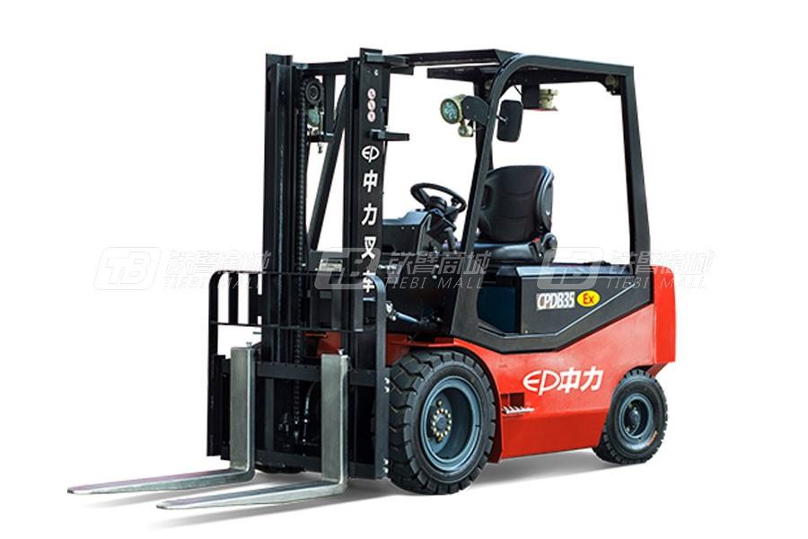 中力CPDB(C)20电动叉车