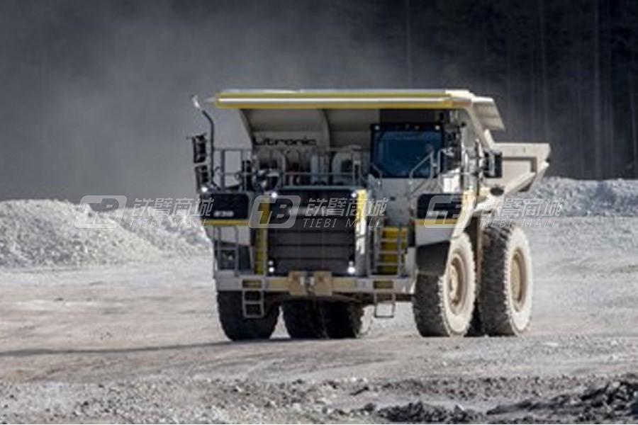 利勃海尔T 236矿用卡车