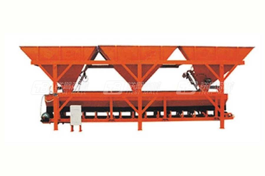 山东明龙PLD800混凝土配料机