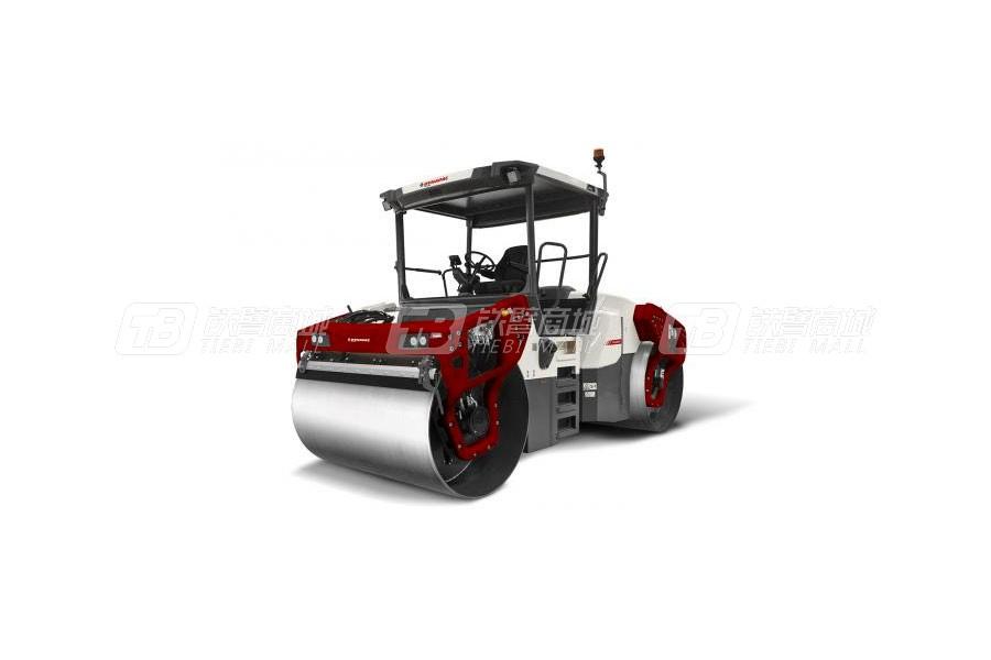 戴纳派克CC4200 VI双钢轮振动压路机