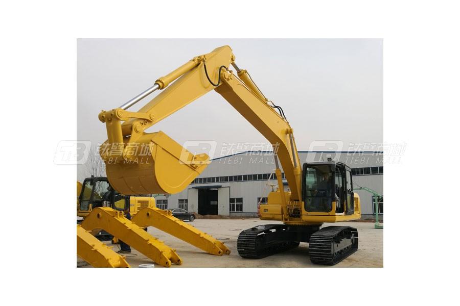 山顿SC210-9大型履带式挖掘机