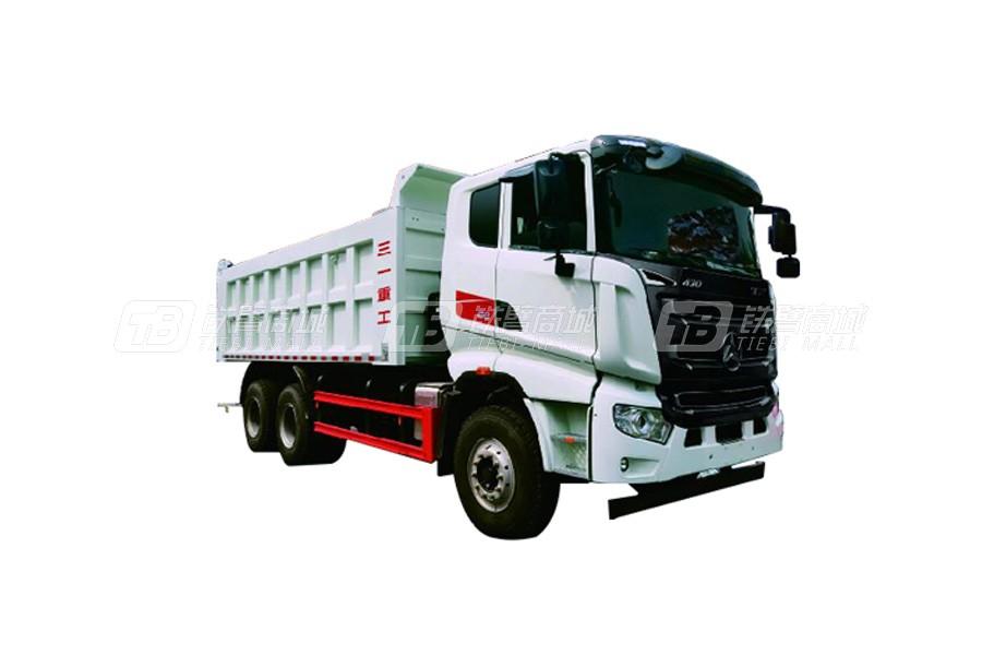 三一SYM3257ZZX1E3号工程6x4柴油重载版