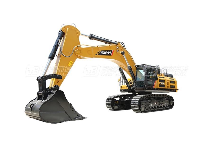 三一SY870H大型挖掘机