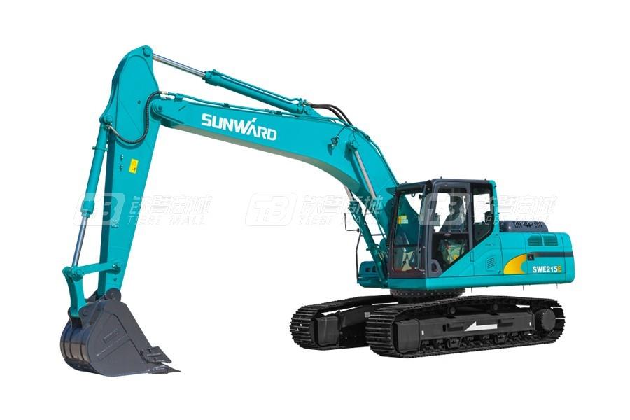 山河智能SWE215E-3H挖掘机