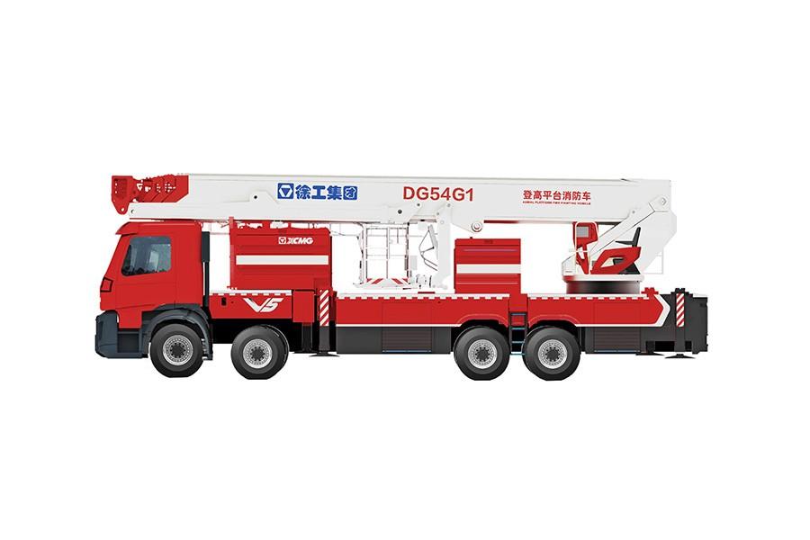 徐工DG54G1登高平台消防车