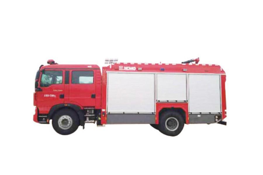 徐工AP50F2城市主战消防车