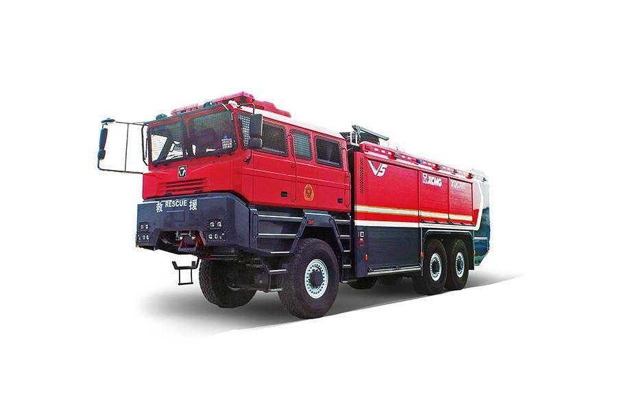 徐工QC700应急救援装备