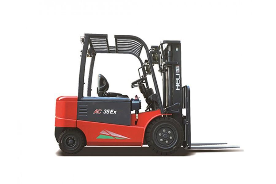 合力H3系列1-5吨防爆蓄电池平衡重式叉车(IIC)防爆蓄电池平衡重式叉车