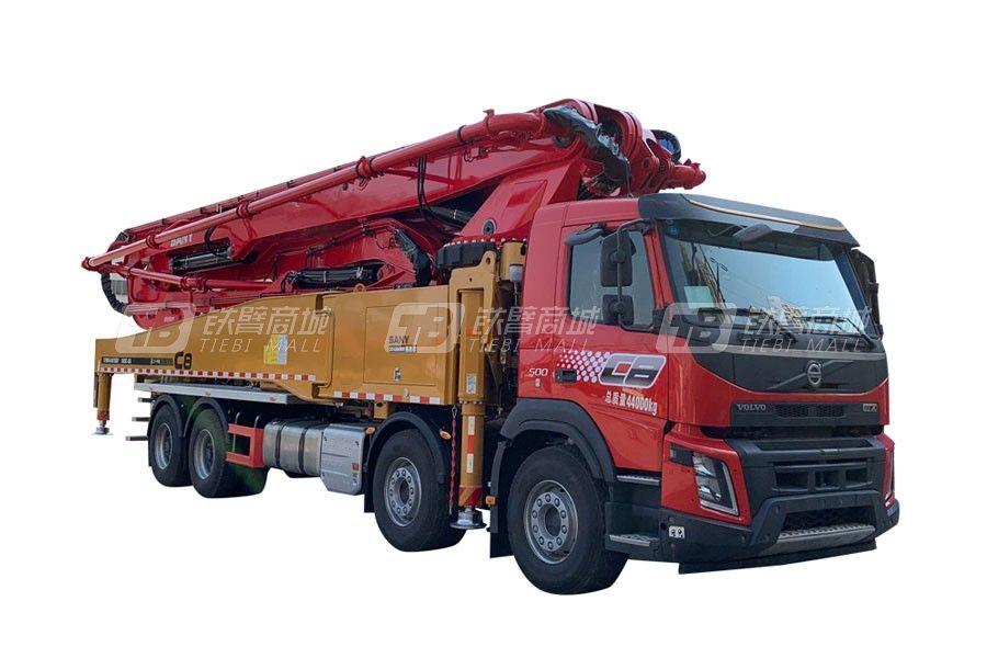 三一STM5446THBF 560C-8A混凝土泵车