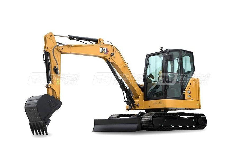 卡特彼勒新一代CAT<sup>®</sup>306.5小型液压挖掘机